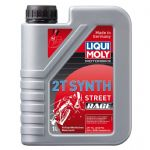 Liqui Moly Fully Synthetic 2-Stroke Street Race Oil